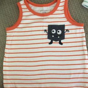 First impressions sleeveless shirt - 18 months